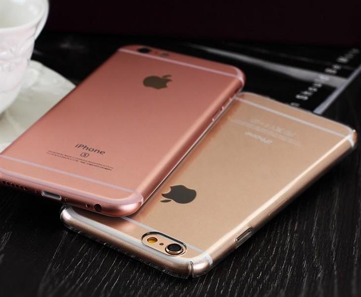 颜值比拼完胜 iPhone6s保护壳 i-JELLY