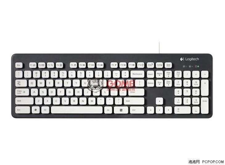 罗技 K310 可水洗键盘 国美在线售价149