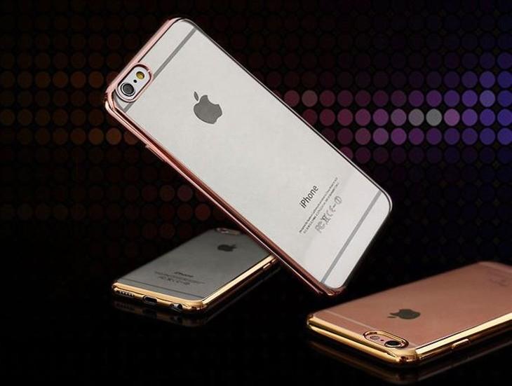 Softmetal软黄金iPhone 6s手机保护壳