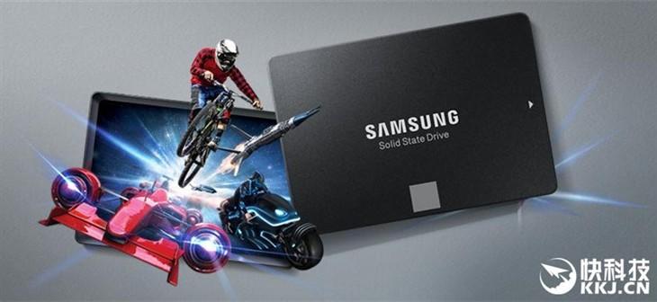 三星正式发布850 EVO 4TB SSD:1万元