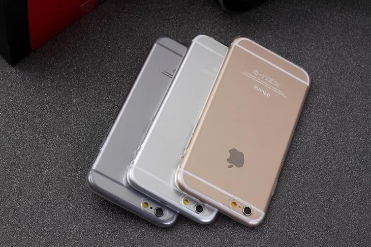 夏日最佳配件 iPhone 6s果冻保护壳