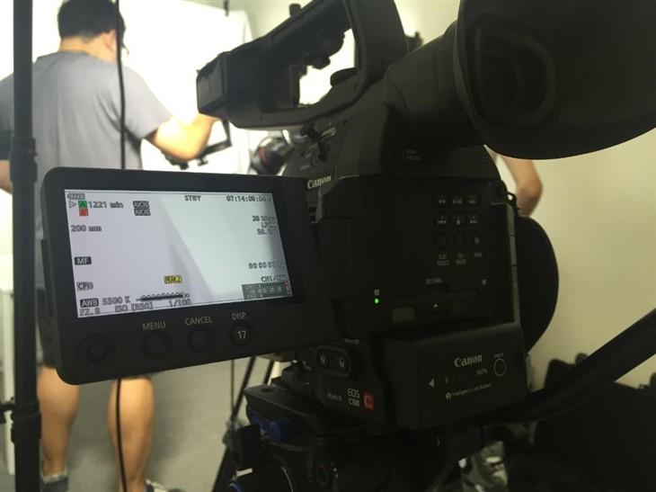 佳能C100 II拍摄工艺美术产品宣传片