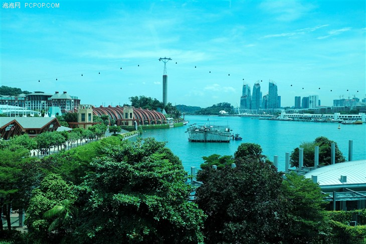 闺蜜之旅就得精致 佳能M10伴游新加坡