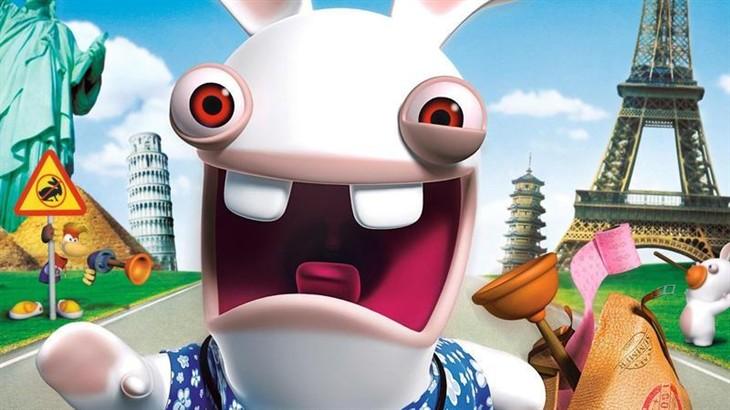 《雷曼4:疯狂兔子》中作为侵略地球的反派出现,因其受欢迎程度超过了