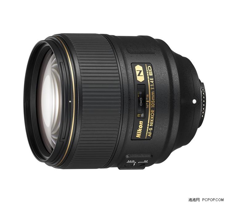 尼康105mm f/1.4E ED镜头正式发布