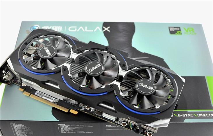影驰NVIDIA GTX 1060 骨灰大将热售2088元