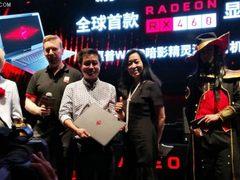 AMD惠普ChinaJoy首发北极星架构显卡游戏本