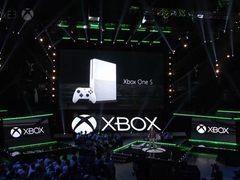 英国正式发售Xbox One S主机 迅速售罄