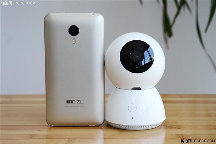 米家小白智能摄像机评测