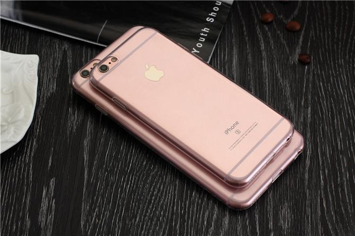高清通透 比皮套更真实 iPhone 6s超透壳