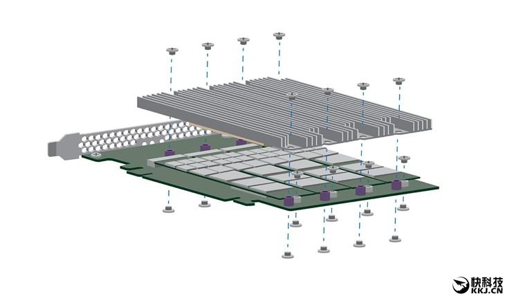 希捷SSD狂怒:10GB/s PCI-E、60TB SAS