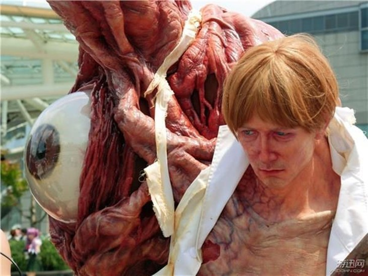 最恐怖的生物_世界上最恐怖的外星寄生虫,残忍嗜血吞噬宿主的可怕
