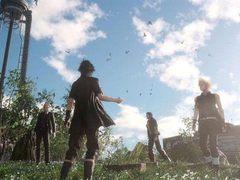 《最终幻想15》跳票至11月29日发售