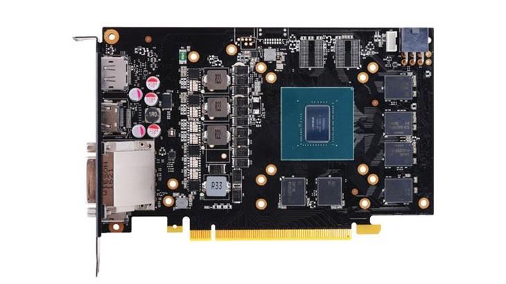 ITX游戏主机首选 映众GTX1060小核弹到货