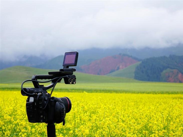 与佳能EOS C300的环湖广告片拍摄之旅