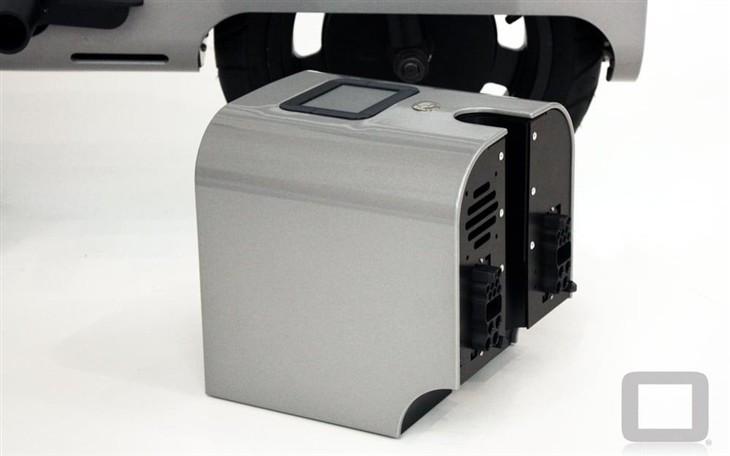 古怪的方形电动车BOXX已正式开售