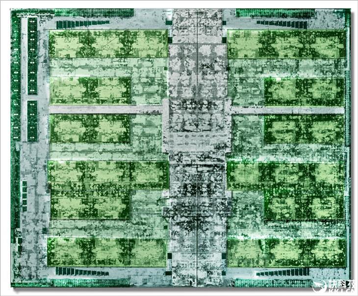 帕斯卡GP100核心:610平方毫米史上最大