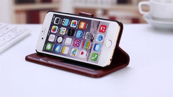 高端又实用 iPhone 6s高端皮质保护套