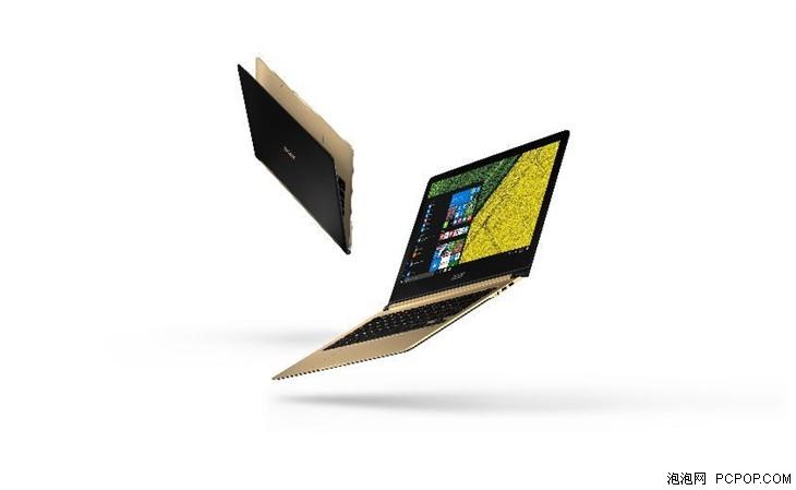 轻薄超乎想象!Acer宏碁发表全新蜂鸟Swift系列超轻薄本