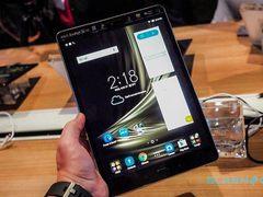 指纹识别Home键 华硕ZenPad 3S 10发布