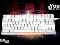 TBKB宣布87 Classic 榜young键盘上市