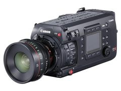 佳能发布EOS电影系统三款新旗舰C700