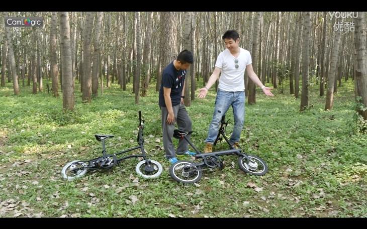 CamLogic:小米/轻客智能电助力单车大PK