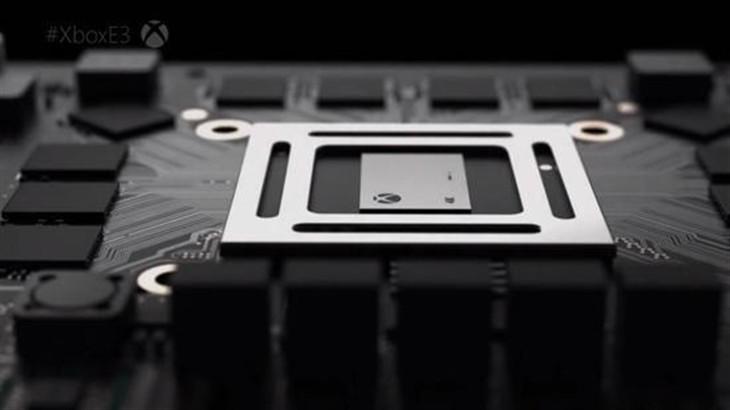 AMD泄密Xbox天蝎座:根本没有Zen架构