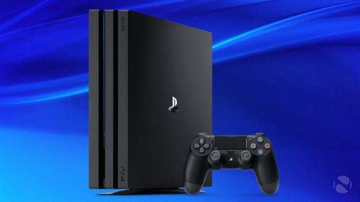 PlayStation 4 Pro游戏画面将被放大到4K