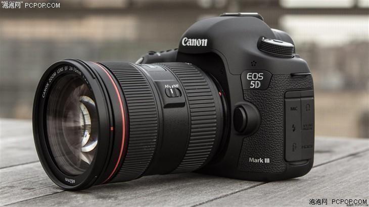 61点对焦全画幅 佳能EOS 5D3售16499