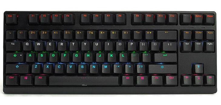 简单实用 市售热门87键机械键盘推荐