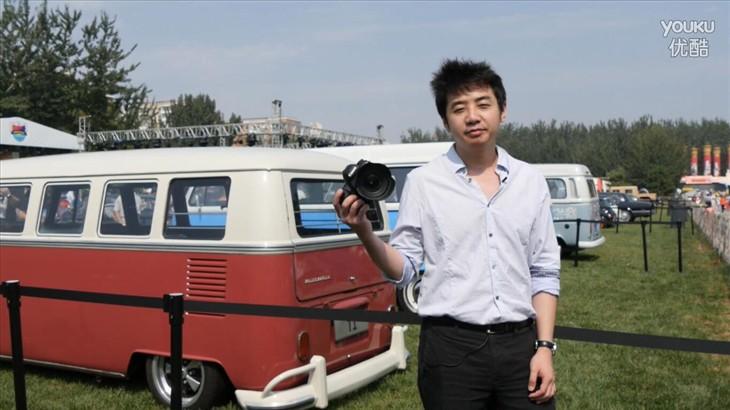 相机逻辑:佳能5D Mark IV评测拍香车美女