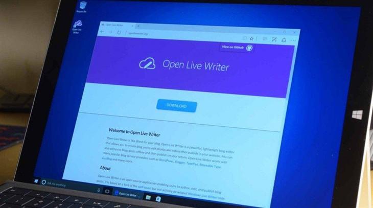 Open Live Writer即将登陆Windows Store