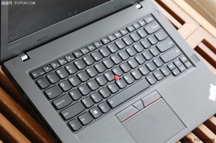 工作站的基本素养 ThinkPad T460p解析