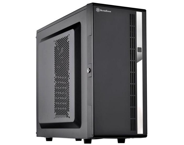 家用NAS的好拍档,银欣推出CS380存储机箱