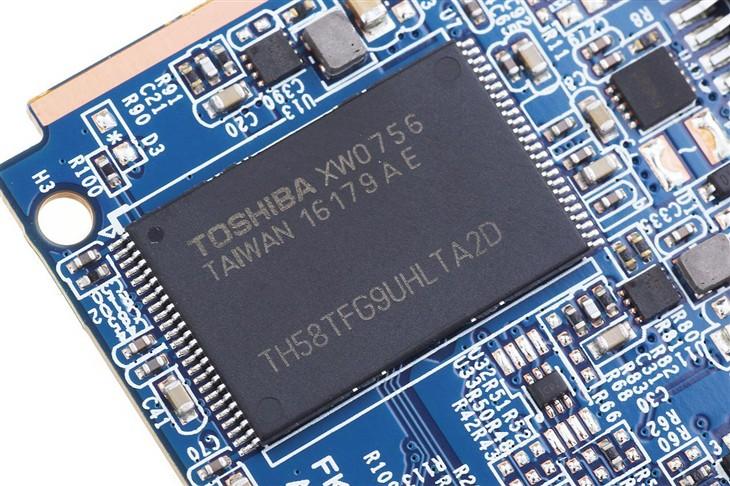 高性价比中端新贵 东芝A100 SSD测试