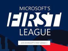 微软将为铁粉创办First League专属活动