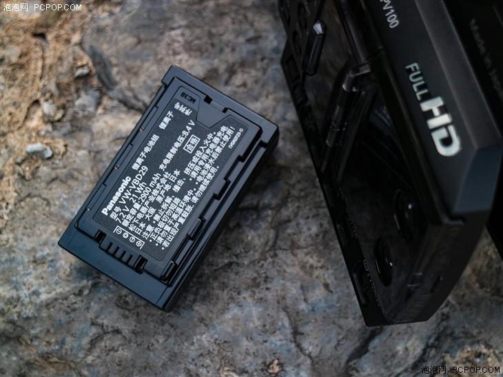 20X光变强力防抖 松下PV100手持DV评测
