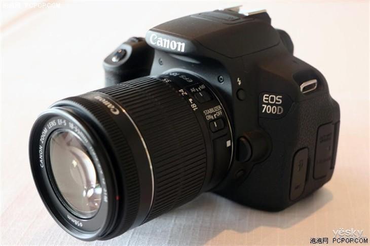 轻巧短片神器 佳能EOS 700D售48902元