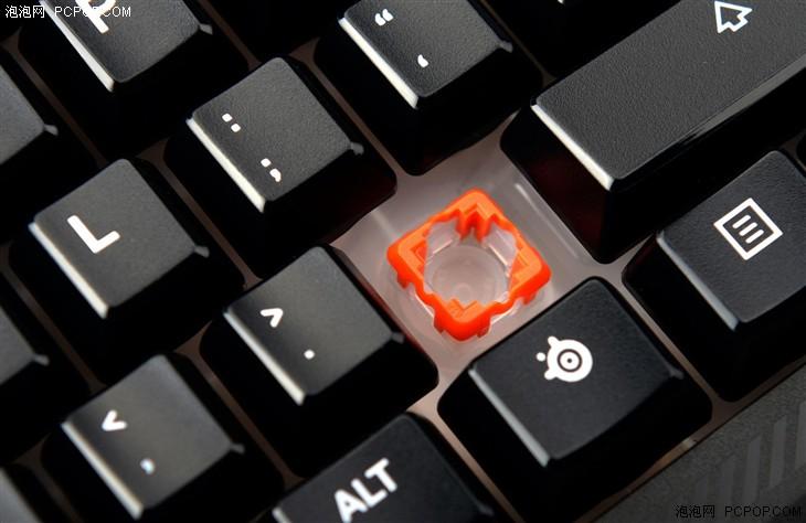 赛睿发布APEX 100入门级电竞专用键盘