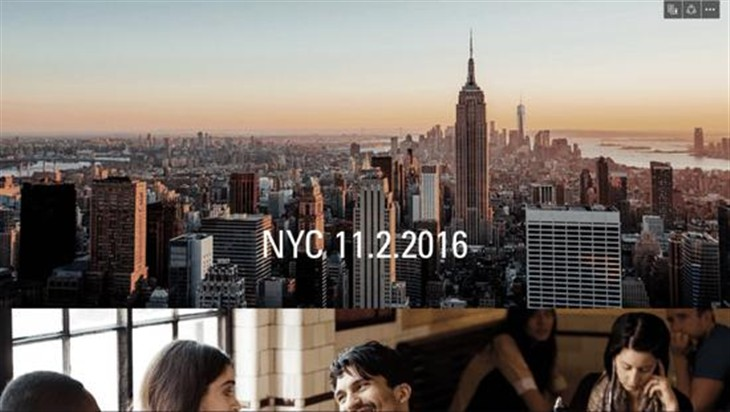 微软再发邀请函 11月2日在纽约举行发布会