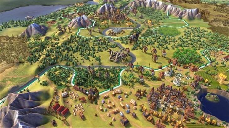《文明6》预告公布 开启伟大文明创造之旅