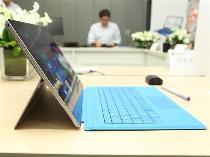 顶配更优惠 i7版Surface Pro3降至8199元