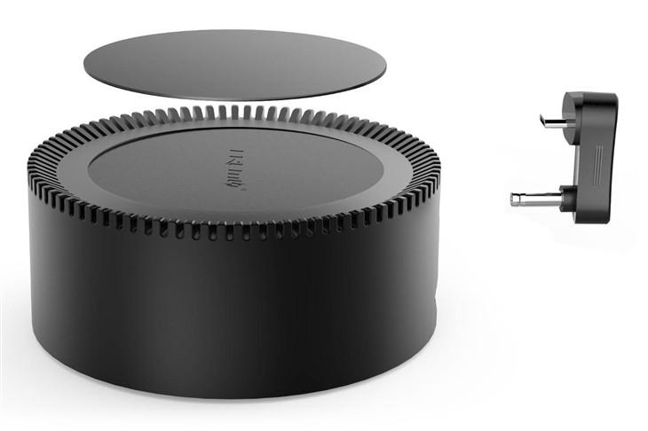 亚马逊专为Echo Dot打造一款移动电源座
