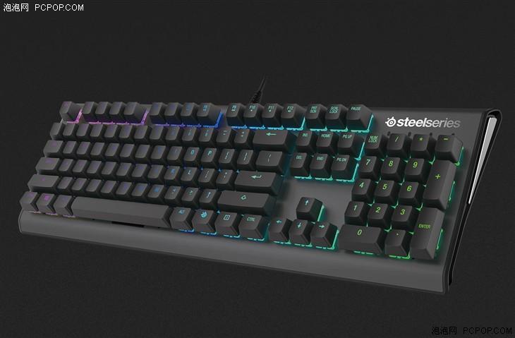 为赛而生 赛睿发布APEX M650电竞机械键盘