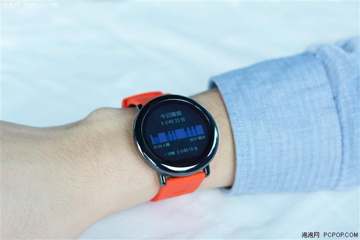 昨晚睡得如何 Amazfit运动手表告诉你