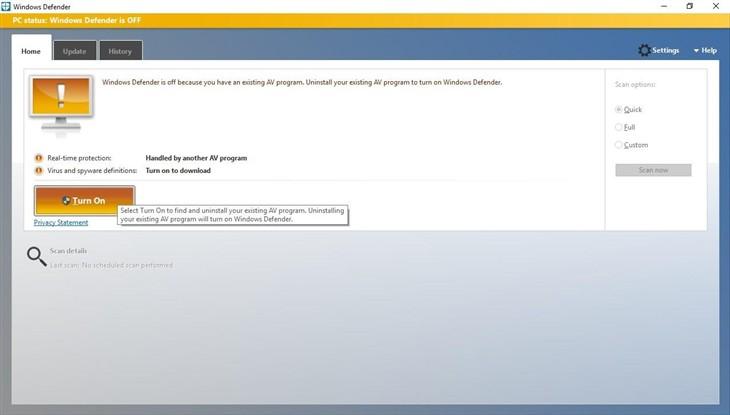 俄罗斯调查微软Win10防毒软件垄断问题