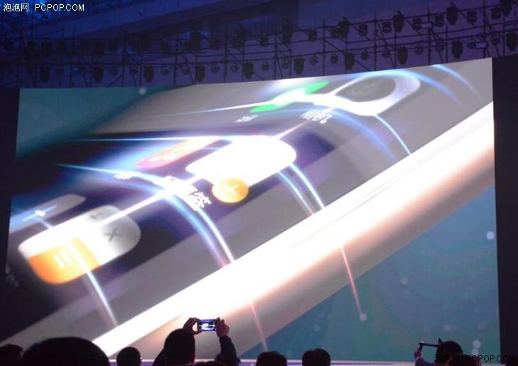 不止vivo X9 双曲面旗舰vivo Xplay6发布
