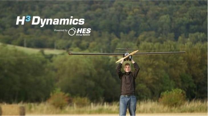 这款燃料电池无人机能持续飞行10小时