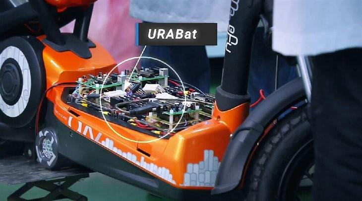 URABat电池充电仅用1分钟 可循环1万次